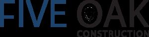 Five Oak Construction Logo