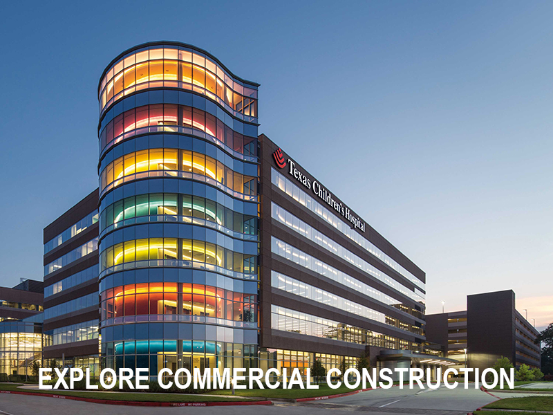 Explore Commercial Construction